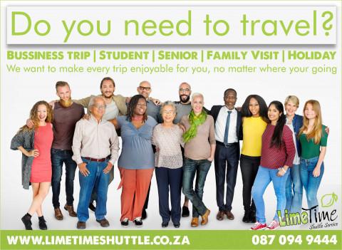 Business trip | Student | Senior | Family visit | Holiday Shuttle