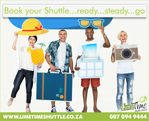 Book your shuttle today