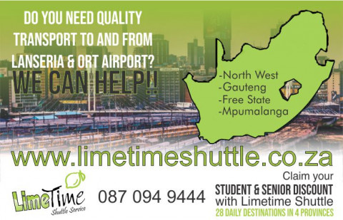 Grab one of OUR shuttles!