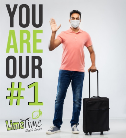 At LimeTime Shuttle you are our Number one.