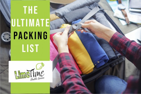 The ultimate travel packing guide